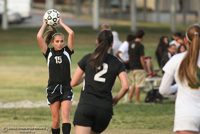 Butte Women Soccer v Feather River Colloge