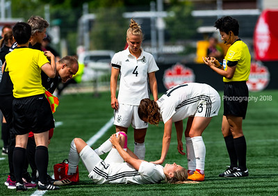 Women's International Friendly between Canada and Germany