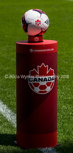 Canada's 150 Friendly Game CanWNT (6) vs Costa Rica (0)