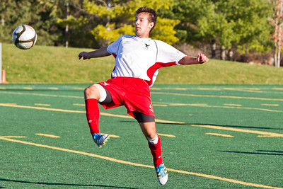 Stefano Vieira kicking