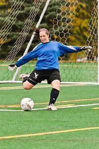 Anna Morsky kicking Anna Morsky kicking (MURR5078)