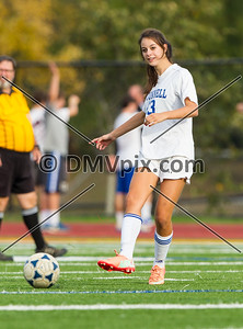Archbishop Carroll @ DJO Girls JV (15 Oct 2013)