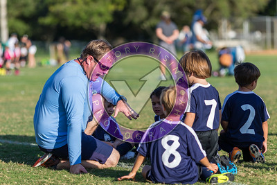 Pinecrest Premier Recreation game day.  Sep 27, 2019 at Evelyn Greer
