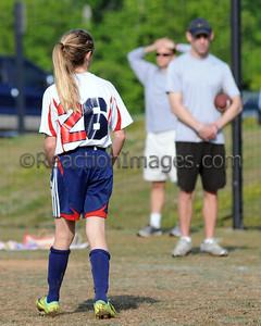 Kenzie Bonham #26 Cobb FC U-12 042812-82a