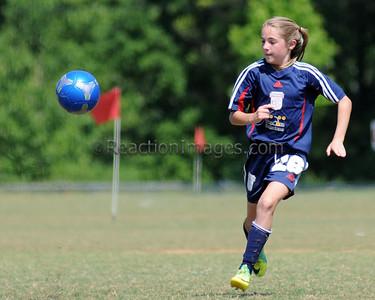 Kenzie Bonham #26 U-12 Cobb FC-050612-70a