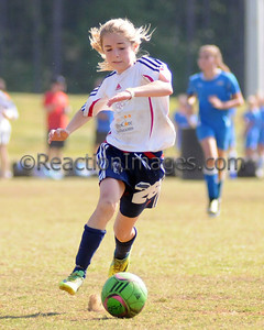 Kenzie Bonham #26 Cobb FC U-12 042812-184a