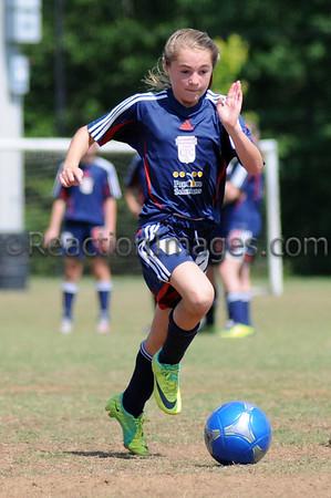 Kenzie Bonham #26 U-12 Cobb FC-050612-88a