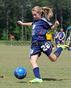 Kenzie Bonham #26 U-12 Cobb FC-050612-109a
