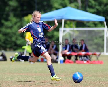 Kenzie Bonham #26 U-12 Cobb FC-050612-49a