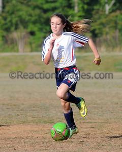 Kenzie Bonham #26 Cobb FC U-12 042812-93a
