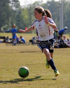 Kenzie Bonham #26 Cobb FC U-12 042812-189a