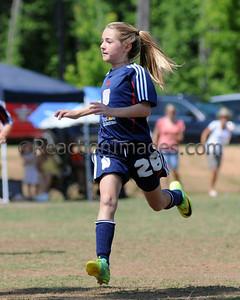Kenzie Bonham #26 U-12 Cobb FC-050612-12a