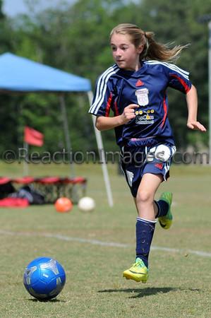 Kenzie Bonham #26 U-12 Cobb FC-050612-105a