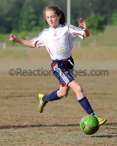 Kenzie Bonham #26 Cobb FC U-12 042812-33a