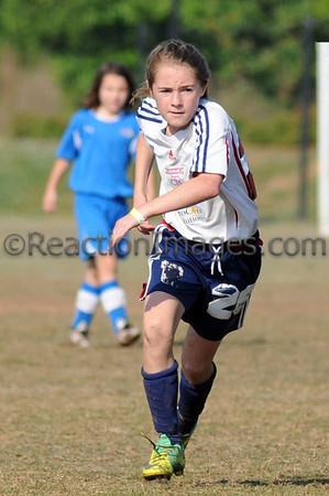 Kenzie Bonham #26 Cobb FC U-12 042812-126a