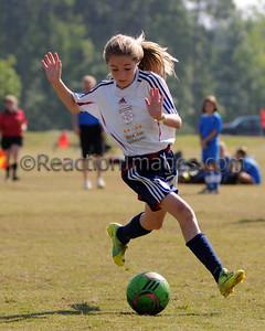 Kenzie Bonham #26 Cobb FC U-12 042812-188a