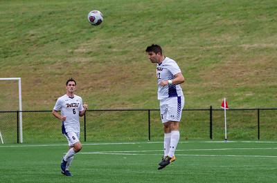 WCU vs Gannon men's soccer