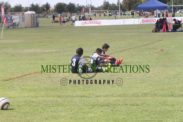Copa Univision - Bullard United vs Galt - Championship Game - September 28, 2014