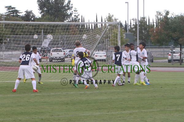 Copa Univision - Bullard United vs Alliance - September 28, 2014