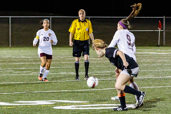 Dripping Springs Lady Tigers vs Vandegrift Lady Vipers - Tue, Feb 10, 2015