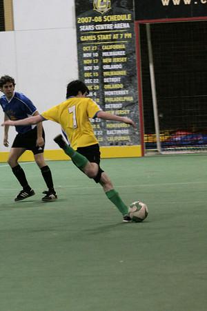 Melrose Park Indoor Soccer