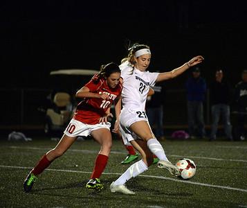 Girls Playoff v Milton 11-7-15