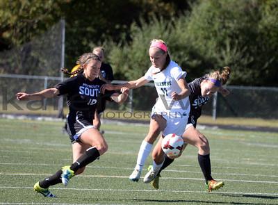 Girls v Plymouth South 10-10-15
