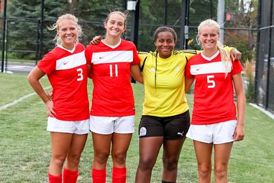 East High Women's Soccer 2015