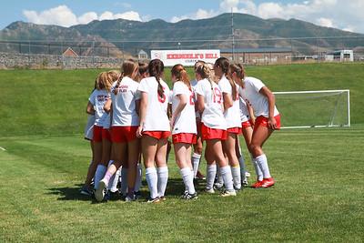 East High Women's Varsity Soccer 2017