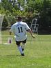 Jorge practicing his goals