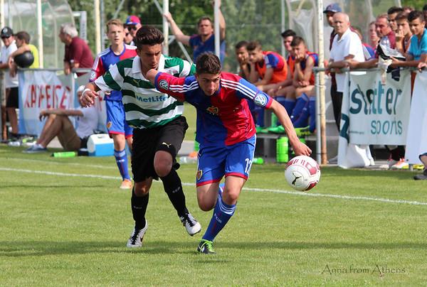 FC Bâle - Sporting CP