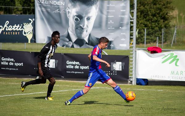 FC Bâle  - US Meinier