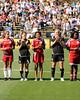 FC Gold Pride vs. Saint Louis Athletica on July 5, 2009