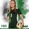 FGR Banner Soccer #9 Michelle DePriest