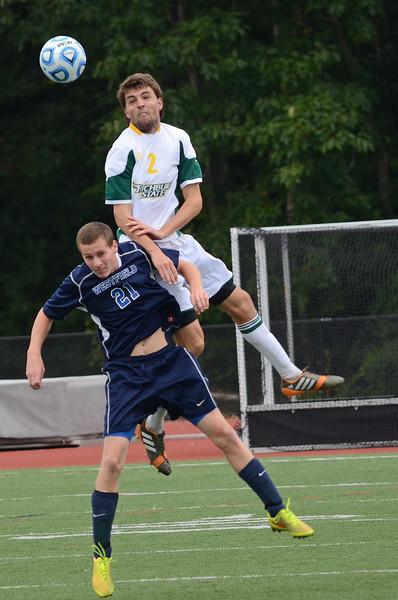 FSU mens soccer defeats Westfield 1-0