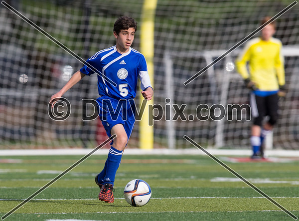 Fairfax @ McLean Boys JV (21 Apr 2015)