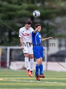 Fairfax @ McLean Boys JV Soccer (21 Apr 2015)
