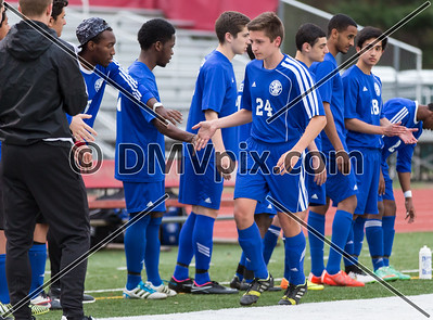 Fairfax @ McLean Boys Varsity Soccer (21 Apr 2015)