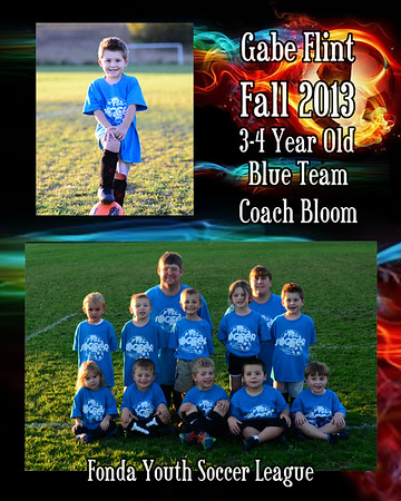 Fonda Youth Soccer Fall League 2013