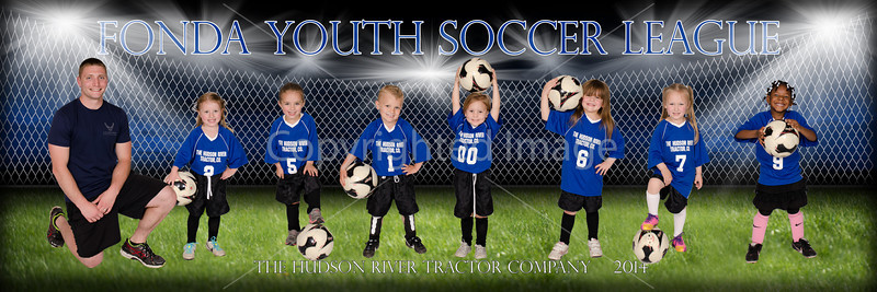Fonda Youth Soccer League Spring 2014