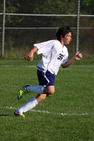 GHS Soccer JV-B vs Whetstone