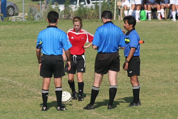 2007 LHGCL Game 1 vs FC Dallas East
