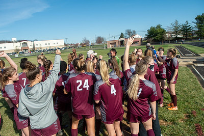 WM Girls Soccer vs WHS 3_21-16