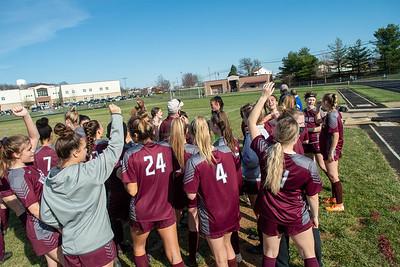 WM Girls Soccer vs WHS 3_21-18