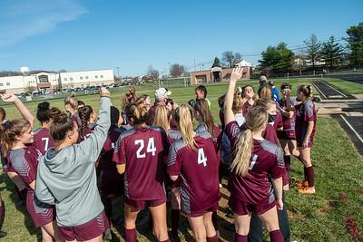 WM Girls Soccer vs WHS 3_21-17
