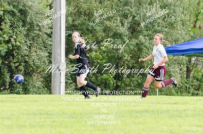 PHS Girls @ 2012 Prestonsburg Soccerama