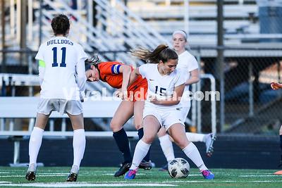 Girls Soccer: Briar Woods vs Stone Bridge 4.30.2018