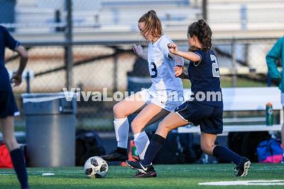Girls Soccer: John Champe vs Stone Bridge 5.10.2018