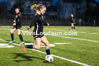 Girls Soccer: Potomac Falls vs Stone Bridge 4.9.2018