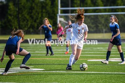 Girls Soccer: State Quarter Finals, Mountain View vs Stone Bridge 6.4.2019